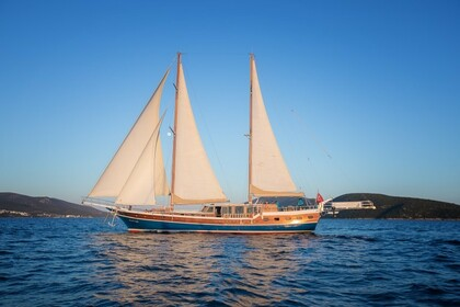 Hire Sailing yacht Gulet Grande Lale Bodrum