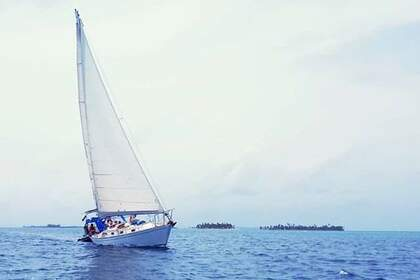 Rental Sailboat TED IRWIN IRWIN CITATION 39.9 El Porvenir, Guna Yala