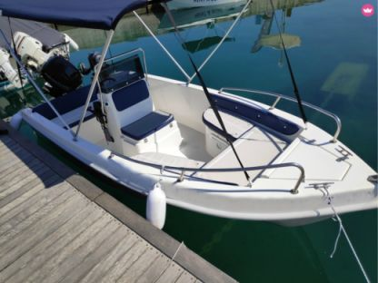 Charter Motorboat Thomas Tempest 450 Vourvourou