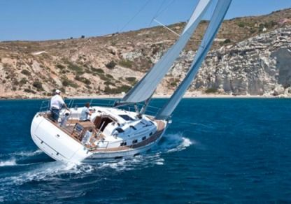 Charter Sailboat Bavaria 40Cr Lefkada