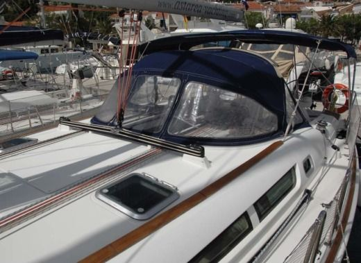 JEANNEAU Sun Odyssey 45 in Baška Voda for hire
