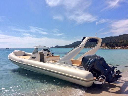Capelli Tempest 1000 Sun in Ajaccio for hire