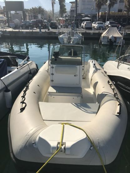 Location Semi-rigide Joker Joker Boat Fuengirola