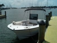 Charter Motorboat Speed Craft 24' Miami