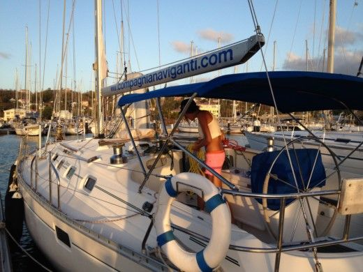 Beneteau Oceanis in Gros Islet for hire