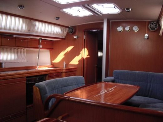 Sailboat Bavaria 40Cruiser for hire