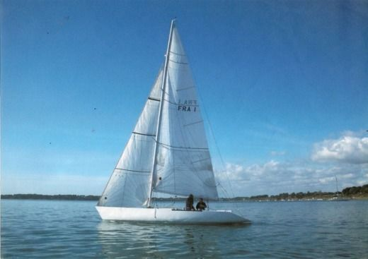 Sailboat Nordship Chap's 30 for hire