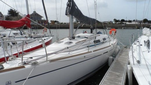 Sailboat Dufour 34 Perf peer-to-peer