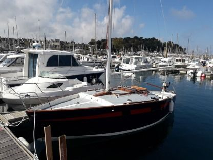 Rental Sailboat Aubin Muscadet St-Malo