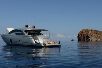 Charter Motor yacht Pershing 80 FOR EVER Cannes