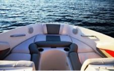 Motorboat Bryant 210 Bowrider for hire