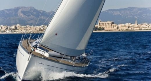 Bavaria 38 Bed&boat in Alghero for hire