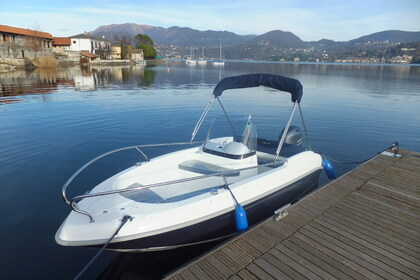 Rental Motorboat Banta 460 Open (Fully Equipped) Meina