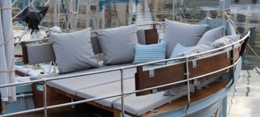 Charter Motorboat Traditional Maltese Boat Luxury Luzzu Malta