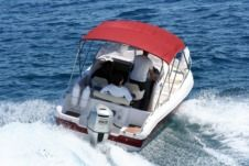 Motorboat Atlantic Marine 650 Wa