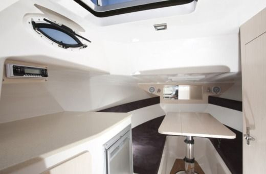 Motorboot Pacific Craft Atlantic 730 Sun Cruiser zwischen Privatpersonen