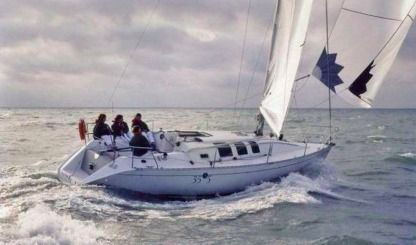 Rental Sailboat Beneteau First 35 S 5 Les Sables-d'Olonne