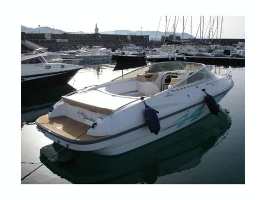 Cranchi Turchese 24 in Marseille for hire