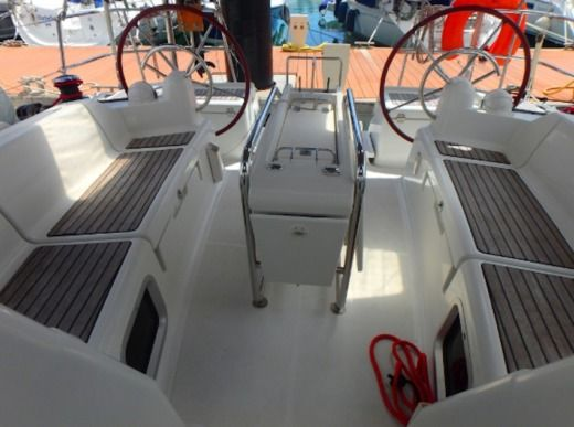 Voilier Sun Odyssey 409 Sun Odyssey 409 entre particuliers