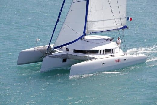 Location Catamaran Neel Neel 45 Cogolin