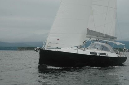 Charter Sailboat Hanse 445 Road Town