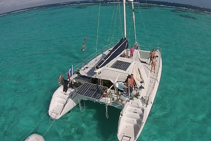 Location Catamaran PRIVILEGE 45 Saint-François