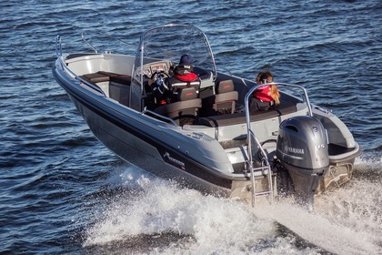 Rental Motorboat Yamarin CC 61 Le Bourget-du-Lac