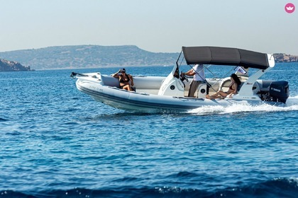 Hire RIB NATIONAL MARINE RED SEA ESCAPE 730 Athens