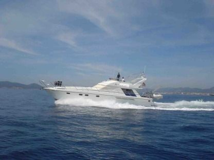 Rental Motorboat Princess 55 Valencia