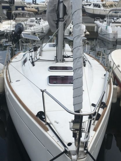 Rental Sailboat Beneteau First 25S Bastia