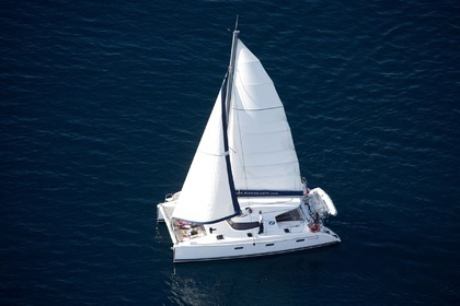 Location Catamaran NAUTITECH 40 Porto-Vecchio