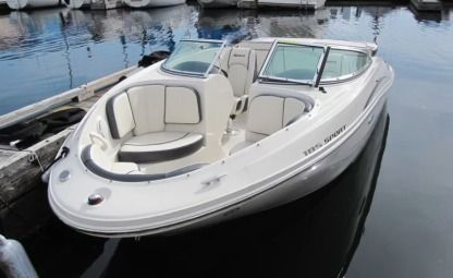 Rental Motorboat Sea Ray Sport 180 Seattle