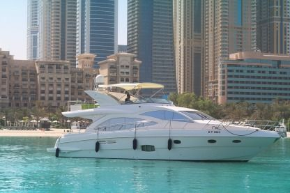 Rental Motorboat Majestic 56 Ft Dubai