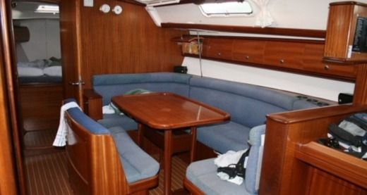 Houseboat Bavaria 38 Bed&boat for hire