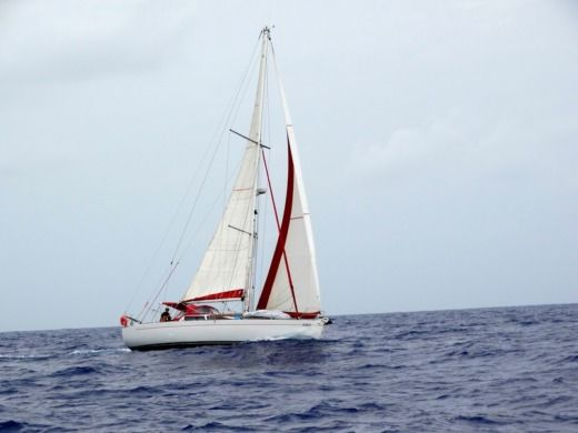 Sailboat M. Lombart Randonneur 1200 for rental