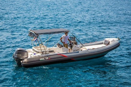 Hire RIB BSC 750 Open Hvar