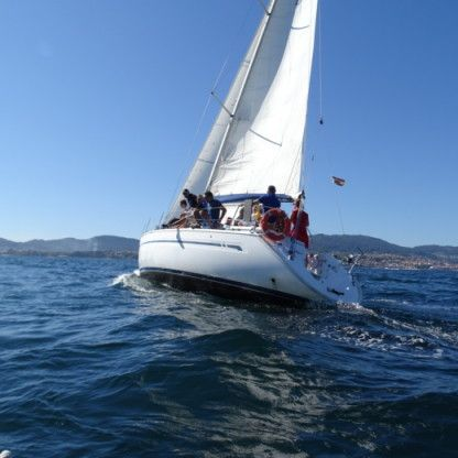 Charter Sailboat Bavaria Crusier 38 Vigo