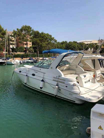 Rental Motorboat Cruiser Yachts Cruiser 2870 Express Santa Ponsa