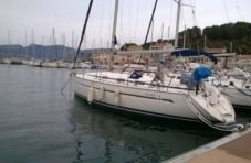 Rental sailboat in Saint-Mandrier-sur-Mer