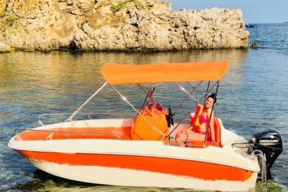 Charter Motorboat Barbarroja 430 Open Port d'Addaia