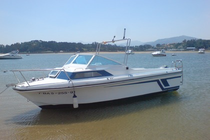 Rental Motorboat SWIFT CRAFT SABINAL Menton
