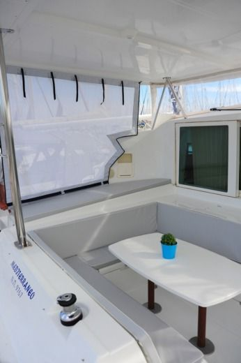 Charter catamaran in Corfu peer-to-peer