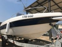 Motorboot Allegra All 530 Open te huur