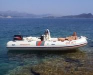 Rental RIB Barracuda 470 Dubrovnik