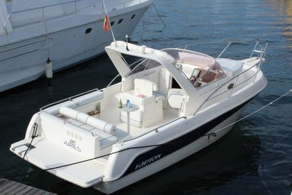 Hire Motorboat FAETON SPORT Cabo Roig