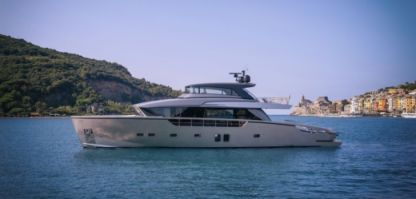 Charter Motorboat San Lorenzo Sx88 Cannes