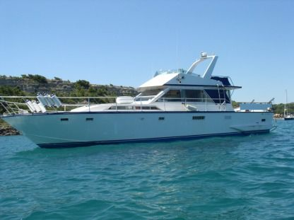 Charter Motorboat Guy Couach 12.60 Saint-Florent