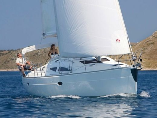Elan ELAN 384 Imp. in Biograd na Moru for hire