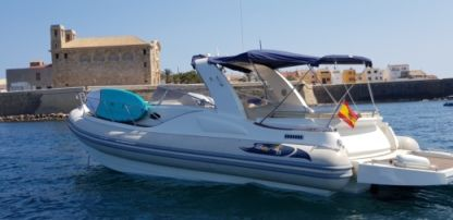 Charter Motorboat Surprise Srl 33 Sport Yatch Alicante