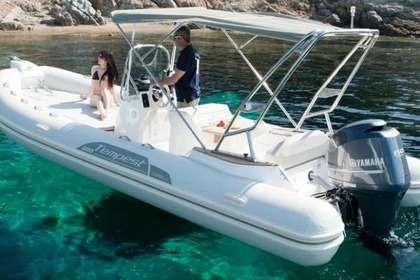Location Semi-rigide CAPELLI Tempest 650 Antibes
